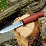 Jak przerobić nóż, czyli nóż custom Morakniv nóż mora nóż custom mora craftline
