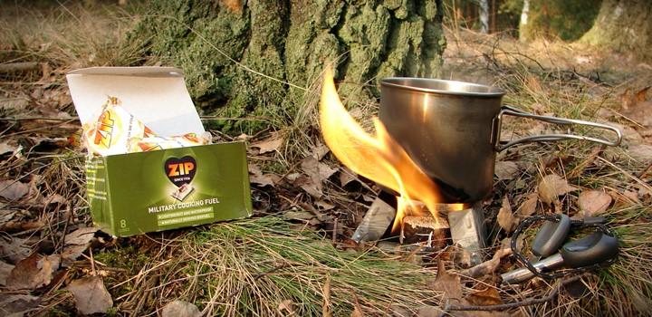 Paliwo ZIP Military Cooking Fuel paliwo zip military ogień gotowanie