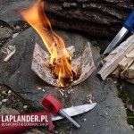 Jak rozpalić ogień za pomocą krzesiwa? krzesiwo custom krzesiwo