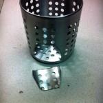 kuchenka survivalowa diy3 150x150 - Kuchenka survivalowa z ociekacza. Jak zrobić?