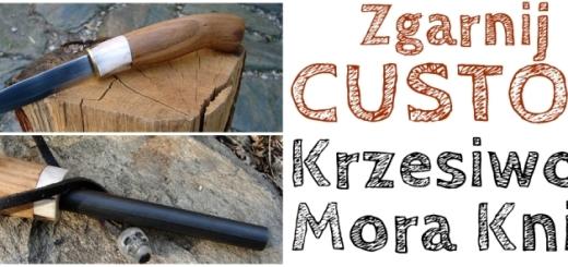 reklama fb 520x245 - Zgarnij custom Krzesiwo & Mora Knife. Konkurs na FB.