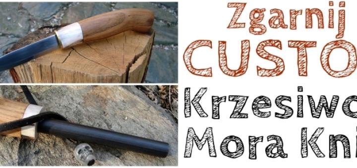 reklama fb 720x340 - Zgarnij custom Krzesiwo & Mora Knife. Konkurs na FB.