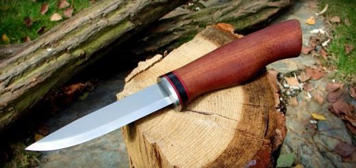 mora craftline custom knife 520x245 - Jak przerobić nóż, czyli nóż custom Morakniv