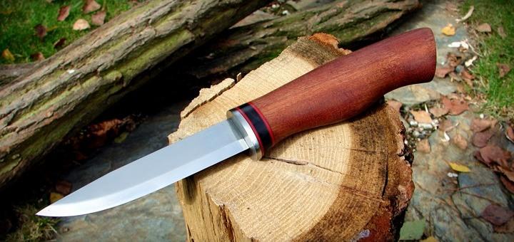 mora craftline custom knife 720x340 - Jak przerobić nóż, czyli nóż custom Morakniv