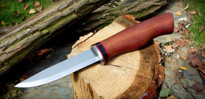 mora craftline custom knife - Jak przerobić nóż, czyli nóż custom Morakniv