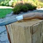 noz custom mora 21 150x150 - Nóż custom Mora, czyli jak zrobić nóż?