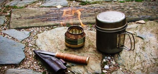 kuchenka palnik z puszki 22 520x245 - Palnik z puszki w 5 minut, czyli kuchenka survivalowa na alkohol