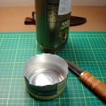 kuchenka palnik z puszki 4 150x150 - Palnik z puszki w 5 minut, czyli kuchenka survivalowa na alkohol