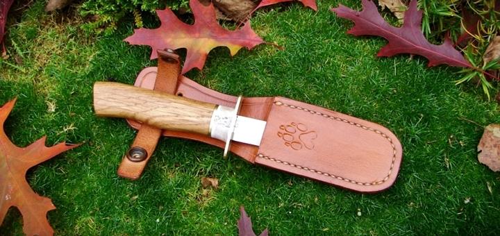 noz custom finka 1 720x340 - Finka ręcznie robiona, czyli jak zrobić nóż dla dziecka
