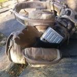 Nie tylko pokrowiec na butelkę Condor H2O Pouch. Recenzja. recenzja pokrowiec na butelkę h2o pouch condor outdoor condor a tacs