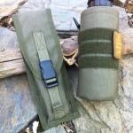 kieszen custom na bidon 4 150x150 - Taktyczna nerka Baribal i lekki zestaw EDC do lasu.