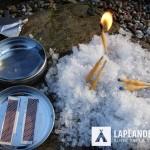 Wodoodporna rozpałka i zapałki. zapałki sztormowe survival rozpałka do krzesiwa ogień