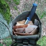 torba zrzutowa custom 1 150x150 - Taktyczna nerka Baribal i lekki zestaw EDC do lasu.