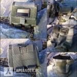 torba zrzutowa custom 5 150x150 - Taktyczna nerka Baribal i lekki zestaw EDC do lasu.