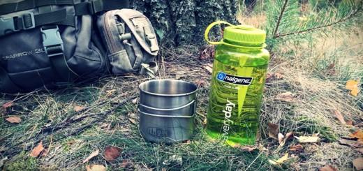 IMG 0910 520x245 - Praktyczny zestaw wyprawowy. Kubek GSI Glacier i butelka Nalgene Everyday.