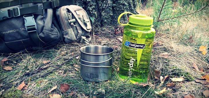 IMG 0910 720x340 - Praktyczny zestaw wyprawowy. Kubek GSI Glacier i butelka Nalgene Everyday.