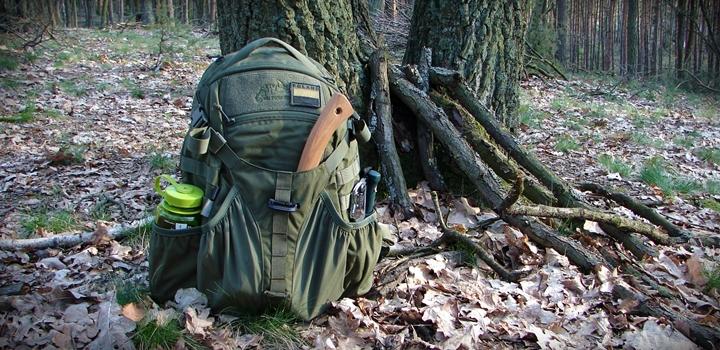 helikon raider plecak baner - Plecak Helikon Raider Pack - do EDC i na bushcraft.