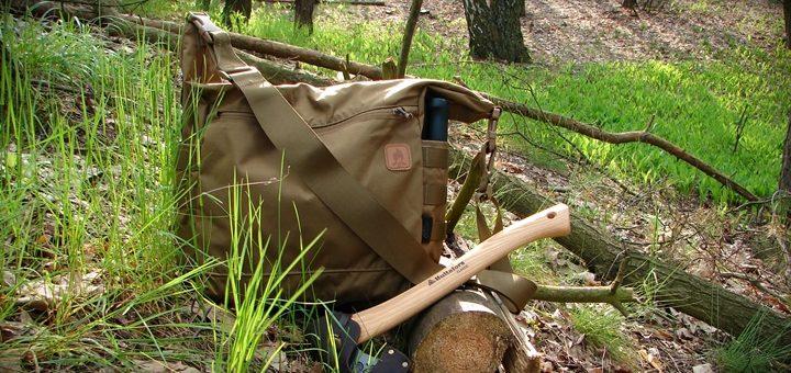 helikon bushcraft satchel baner 720x340 - Helikon Bushcraft Satchel - Torba bushcratowa na wycieczki nie tylko do lasu.