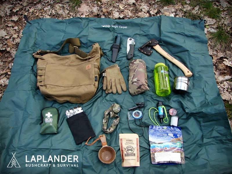 torba helikon bushcraft satchel recenzja 17 - Helikon Bushcraft Satchel - Torba bushcratowa na wycieczki nie tylko do lasu.
