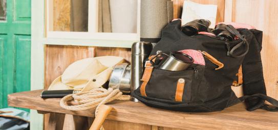 Torby, plecaki, nerki - w co zapakować się na kilkudniową wyprawę