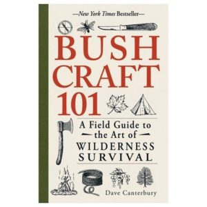 pol pl Bushcraft 101 A Field Guide to the Art of Wilderness Survival Dave Canterbury 4065 1 300x300 - Czy książki survivalowe mogą nas przygotować do wyprawy?