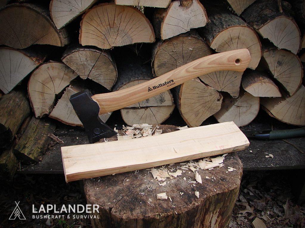 brzoza01 1024x768 - Jak wyrzeźbić łyżkę bushcraftową?