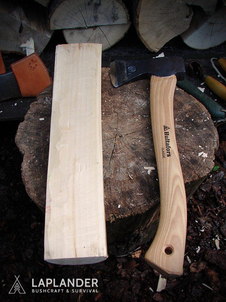 brzoza04 768x1024 - Jak wyrzeźbić łyżkę bushcraftową?