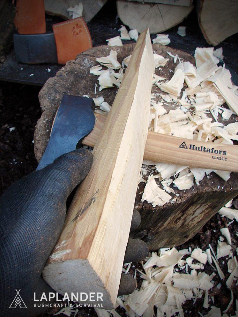 brzoza07 768x1024 - Jak wyrzeźbić łyżkę bushcraftową?