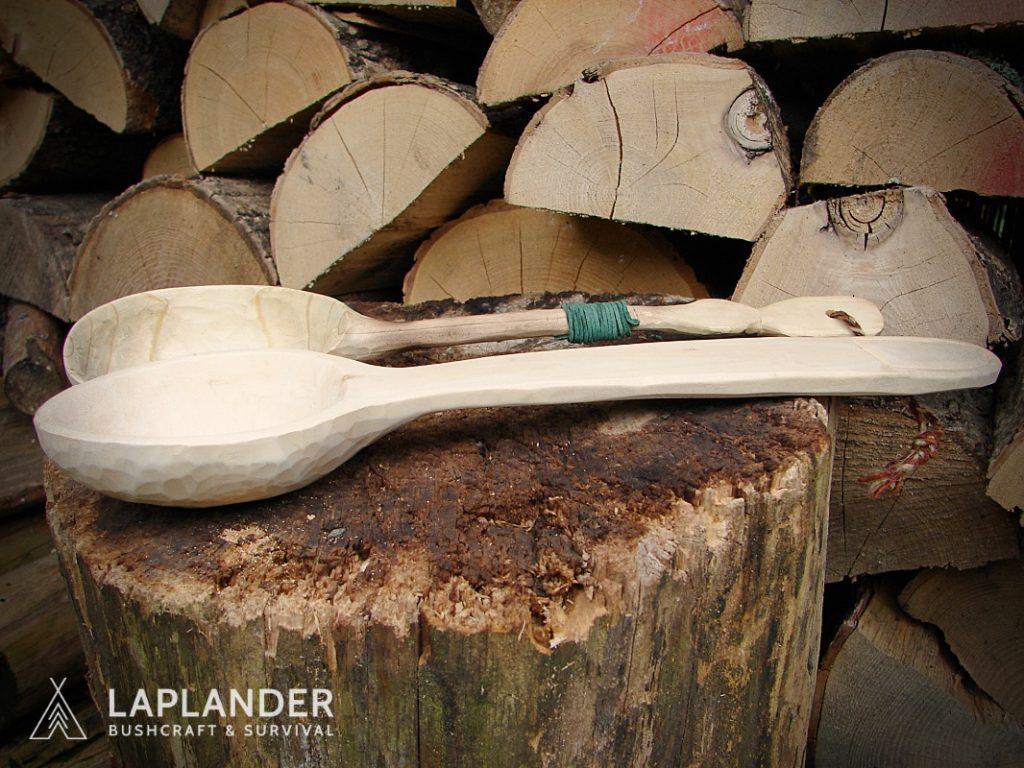 brzoza30 1024x768 - Jak wyrzeźbić łyżkę bushcraftową?